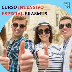 Cursos intensivos Erasmus